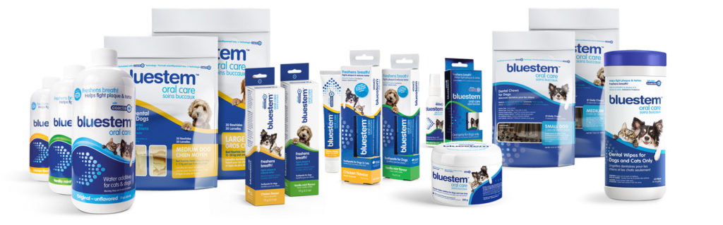 Bluestem Care Products For Pets